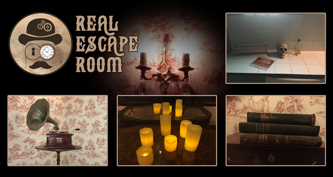 Real Escape Room - Escape Game Mérignac