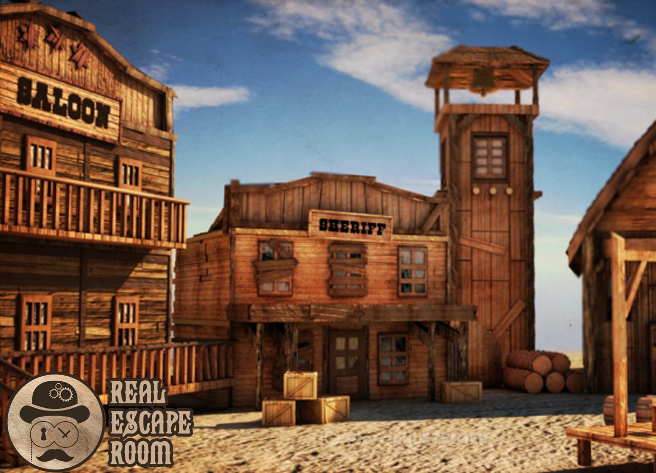 FAR WEST 1908 : Le Saloon du Nouveau Mexique.